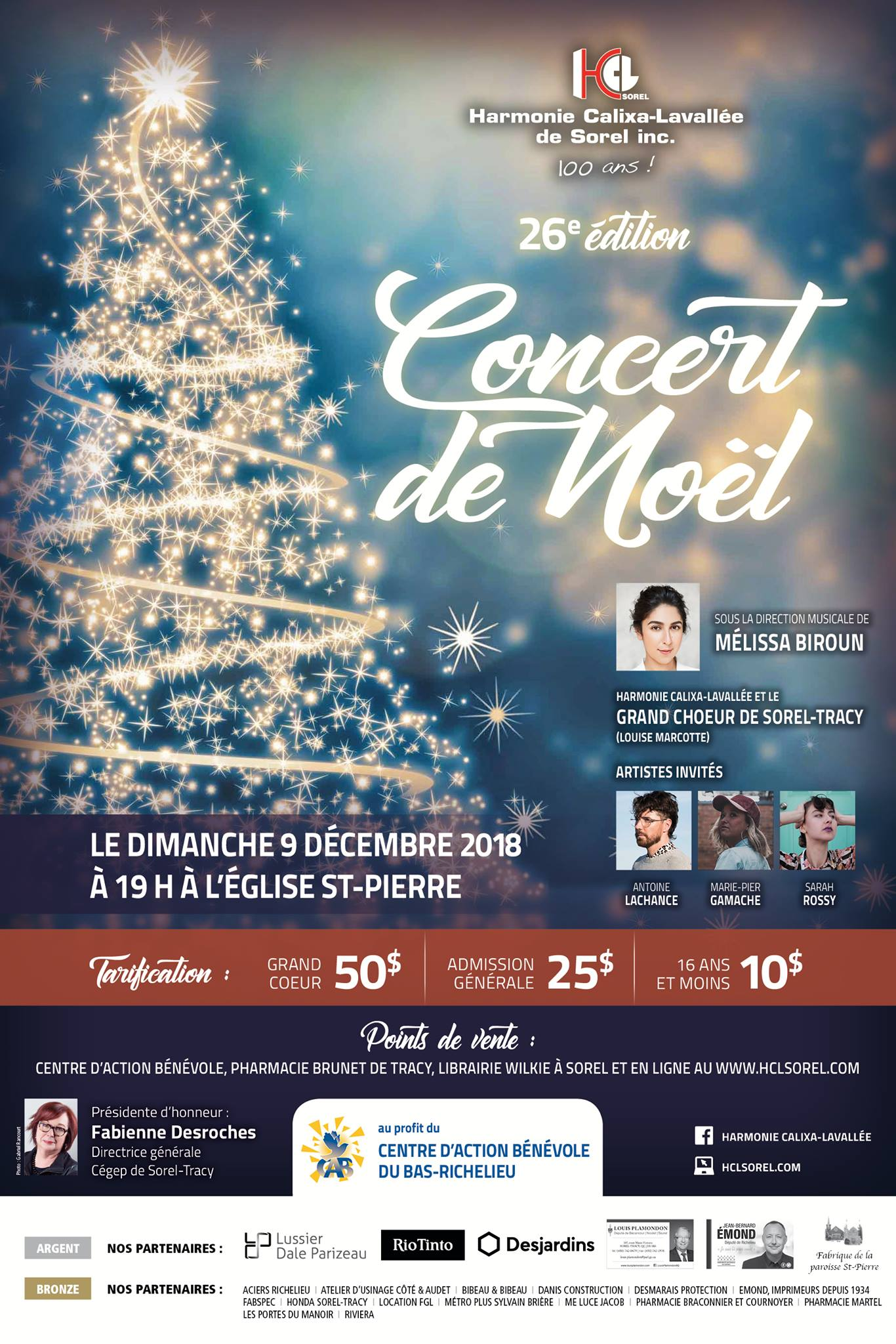 Concert Noël